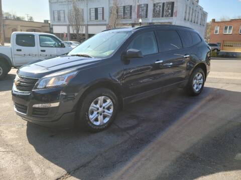 2015 Chevrolet Traverse for sale at East Main Rides in Marion VA