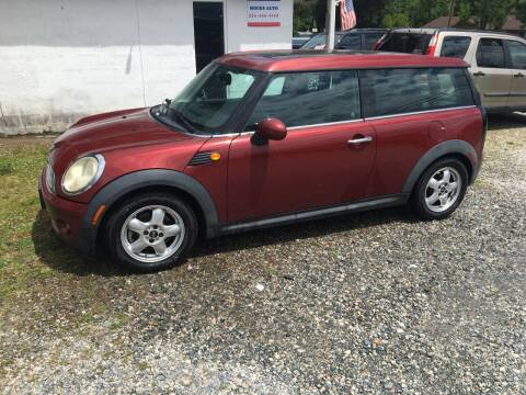 2010 MINI Cooper Clubman for sale at Mocks Auto in Kernersville NC