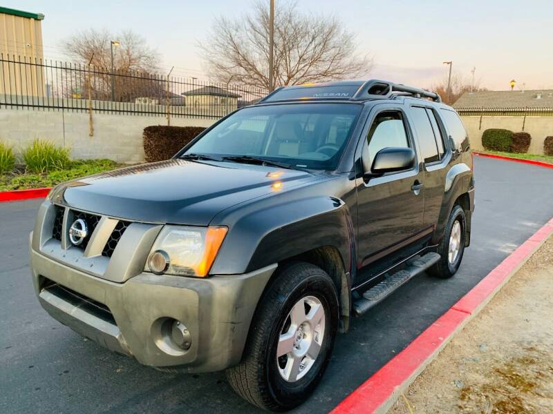 2008 Nissan Xterra for sale at United Star Motors in Sacramento CA