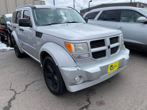 2011 Dodge Nitro for sale at New Wave Auto Brokers & Sales in Denver CO