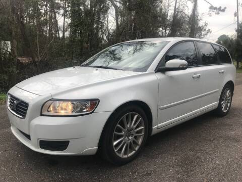 2010 Volvo V50 for sale at Next Autogas Auto Sales in Jacksonville FL
