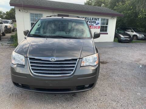 2010 Chrysler Town and Country for sale at Excellent Autos of Orlando in Orlando FL