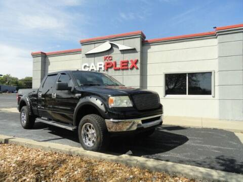 2006 Ford F-150 for sale at KC Carplex in Grandview MO