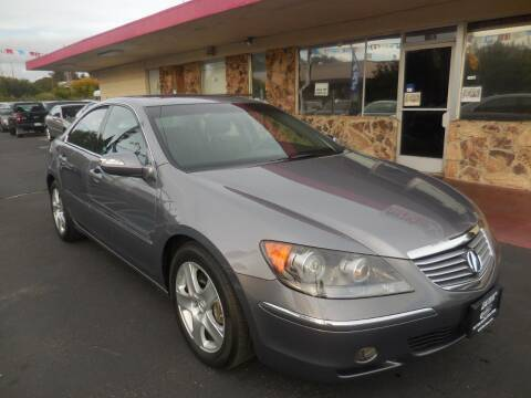 2005 Acura RL for sale at Auto 4 Less in Fremont CA