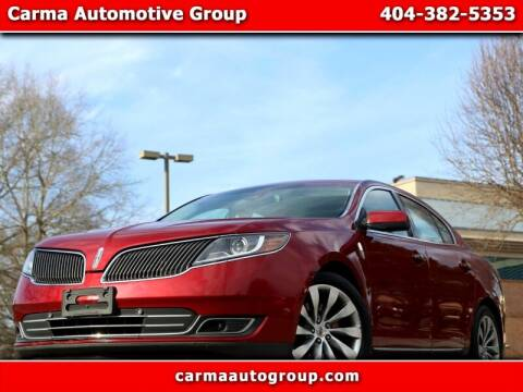 2014 Lincoln MKS for sale at Carma Auto Group in Duluth GA