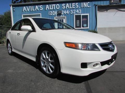 2006 Acura TSX for sale at Avilas Auto Sales Inc in Burien WA