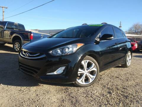 2014 Hyundai Elantra GT for sale at Canyon View Auto Sales in Cedar City UT