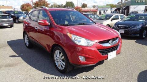 2012 Hyundai Tucson for sale at RVA MOTORS in Richmond VA