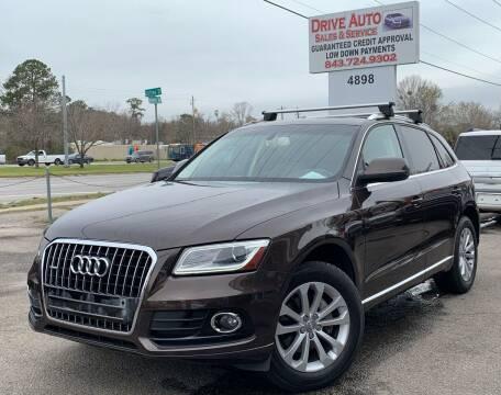 2014 Audi Q5 for sale at Drive Auto Sales & Service, LLC. in North Charleston SC