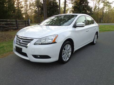 2014 Nissan Sentra for sale at CAROLINA CLASSIC AUTOS in Fort Lawn SC