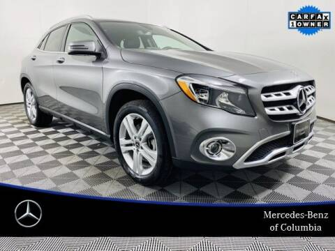 2018 Mercedes-Benz GLA for sale at Preowned of Columbia in Columbia MO