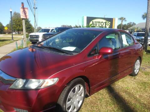 2011 Honda Civic for sale at Auto 1 Madison in Madison GA