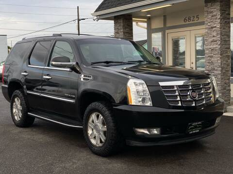 2011 Cadillac Escalade for sale at Lux Motors in Tacoma WA