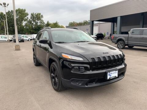 2017 Jeep Cherokee for sale at Ford Trucks in Ellisville MO