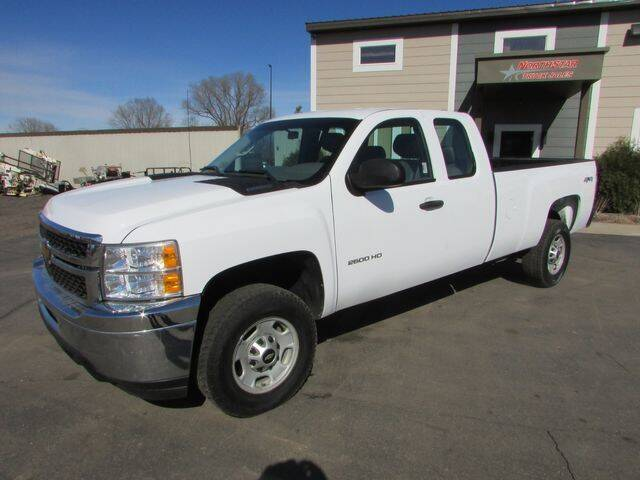 2012 Chevrolet Silverado 2500HD for sale at NorthStar Truck Sales in St Cloud MN
