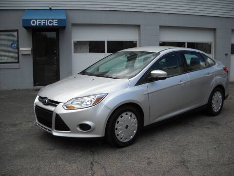 2013 Ford Focus for sale at Best Wheels Imports in Johnston RI