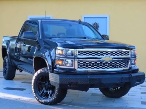 2014 Chevrolet Silverado 1500 for sale at Paradise Motor Sports LLC in Lexington KY