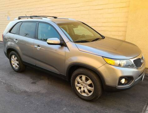 2013 Kia Sorento for sale at Cars To Go in Sacramento CA