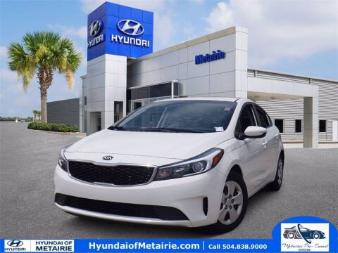 2018 Kia Forte for sale at Metairie Preowned Superstore in Metairie LA