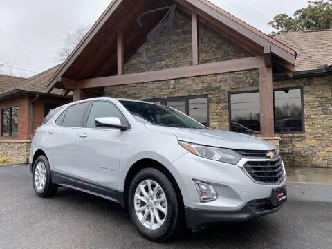 2019 Chevrolet Equinox for sale at Auto Solutions in Maryville TN