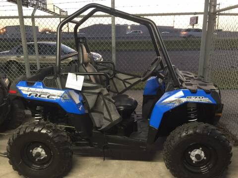 2015 Polaris Sportsman 570 EFI ACE for sale at Irv Thomas Honda Suzuki Polaris in Corpus Christi TX