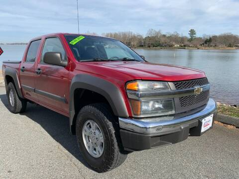 2006 Chevrolet Colorado for sale at Affordable Autos at the Lake in Denver NC