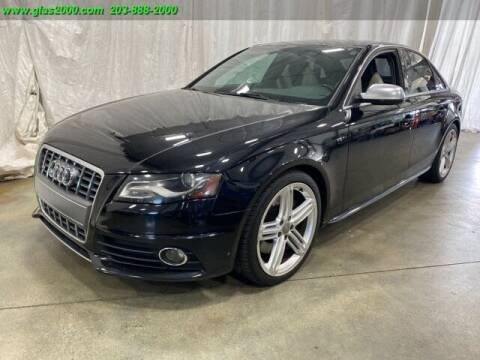 2010 Audi S4 for sale at Green Light Auto Sales LLC in Bethany CT