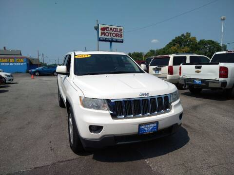 2011 Jeep Grand Cherokee for sale at Eagle Motors in Hamilton OH