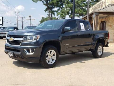 2019 Chevrolet Colorado for sale at Tyler Car  & Truck Center in Tyler TX