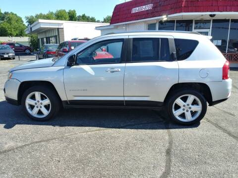 2012 Jeep Compass for sale at Savior Auto in Independence MO