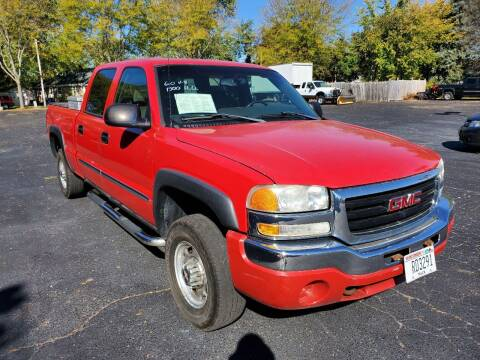 2003 GMC Sierra 1500HD for sale at Stach Auto in Janesville WI