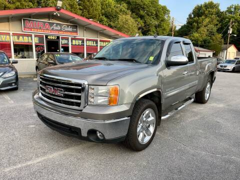 2013 GMC Sierra 1500 for sale at Mira Auto Sales in Raleigh NC