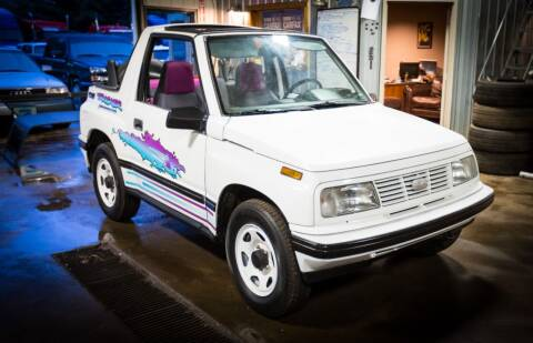 1993 GEO Tracker for sale at Shores Auto in Lakeland Shores MN