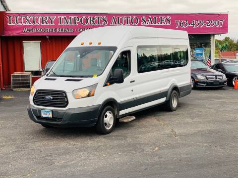 2017 Ford Transit Passenger for sale at LUXURY IMPORTS AUTO SALES INC in North Branch MN