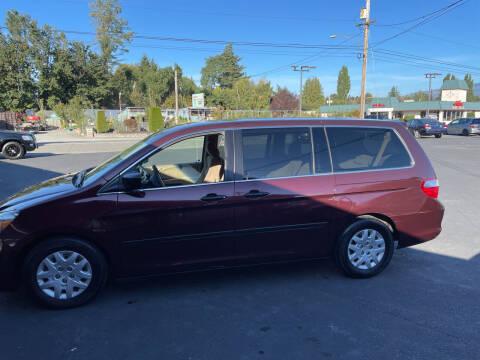 2007 Honda Odyssey for sale at Westside Motors in Mount Vernon WA