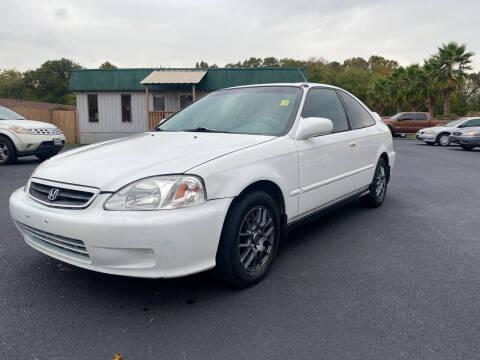 2000 Honda Civic for sale at ASTRO MOTORS in Houston TX
