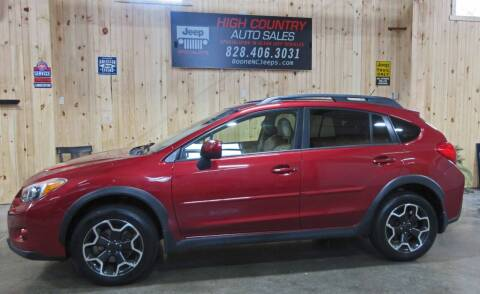 2014 Subaru XV Crosstrek for sale at Boone NC Jeeps-High Country Auto Sales in Boone NC