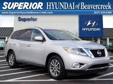 2015 Nissan Pathfinder for sale at Superior Hyundai of Beaver Creek in Beavercreek OH