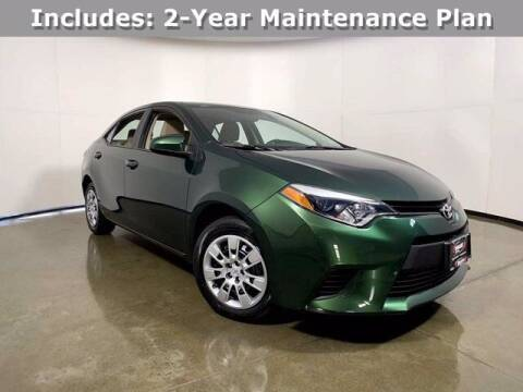 2014 Toyota Corolla for sale at Smart Motors in Madison WI