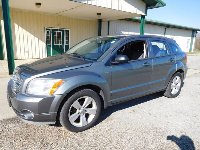 2011 Dodge Caliber for sale at WESTERN RESERVE AUTO SALES in Beloit OH