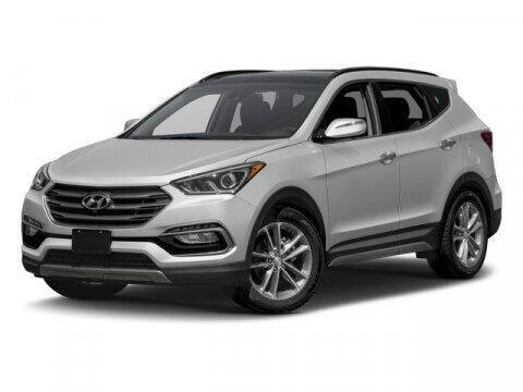 2017 Hyundai Santa Fe Sport for sale at Hawk Ford of St. Charles in St Charles IL