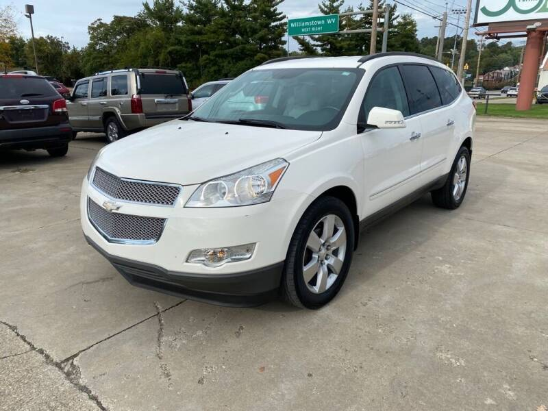 2012 Chevrolet Traverse for sale at Wolfe Brothers Auto in Marietta OH