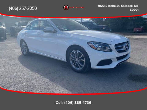 2017 Mercedes-Benz C-Class for sale at Auto Solutions in Kalispell MT