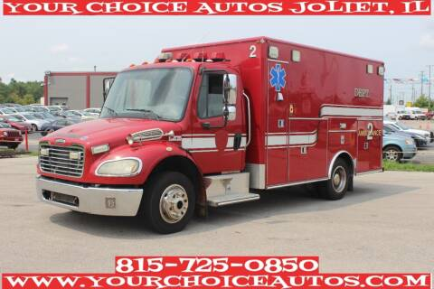 2006 Freightliner M2 106 for sale at Your Choice Autos - Joliet in Joliet IL