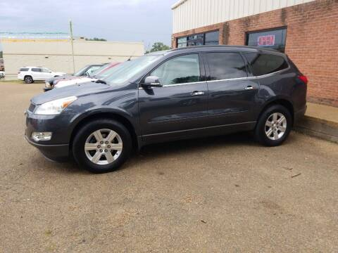 2012 Chevrolet Traverse for sale at Frontline Auto Sales in Martin TN