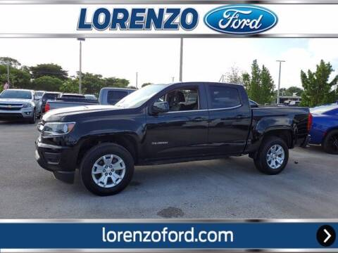 2015 Chevrolet Colorado for sale at Lorenzo Ford in Homestead FL