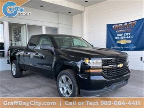 2017 Chevrolet Silverado 1500 for sale at GRAFF CHEVROLET BAY CITY in Bay City MI