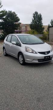 2013 Honda Fit for sale at iDrive in New Bedford MA