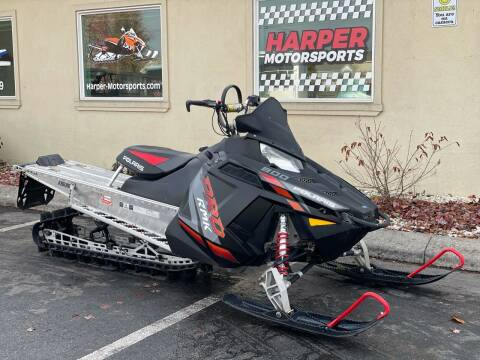 2015 Polaris Pro Rmk 800 155 for sale at Harper Motorsports in Post Falls ID