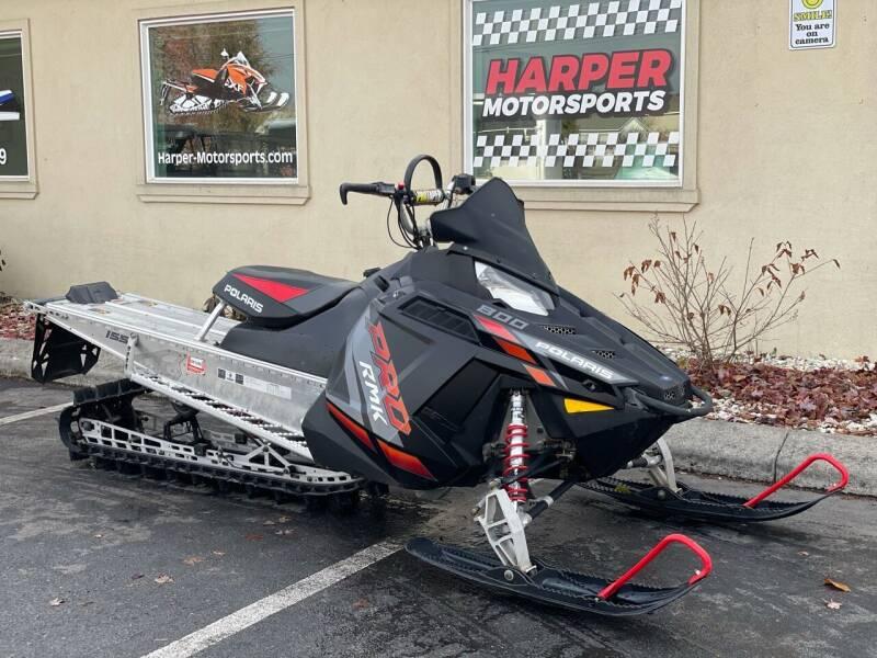 2015 Polaris Pro Rmk 800 155 for sale at Harper Motorsports in Post Falls ID